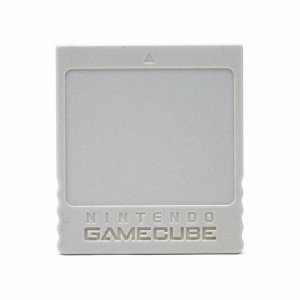Memory Card Original Nintendo GameCube - GC