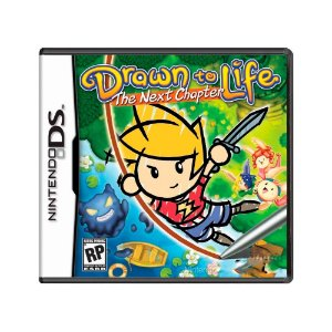 Jogo Drawn to Life: The Next Chapter - DS