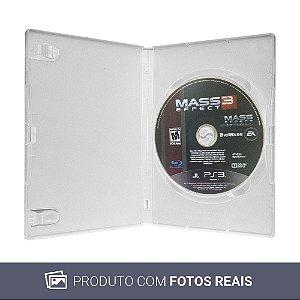 Jogo Mass Effect 3 - PS3 (Sem Capa)