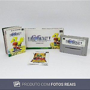 Jogo Final Fantasy V - Super Famicom [Japonês]