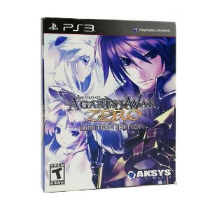 Jogo Record of Agarest War (Limited Edition) - PS3