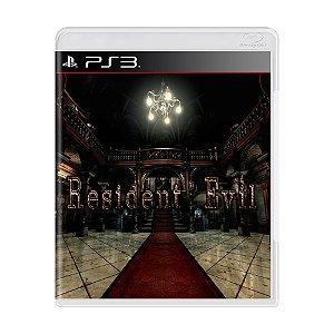 Jogo Resident Evil HD Remaster - PS3
