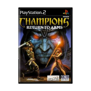 Jogo Champions: Return to Arms - PS2