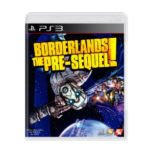 Jogo Borderlands The Pre-Sequel - PS3