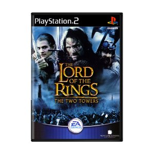 Jogo The Lord of the Rings: The Two Towers - PS2