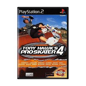 Jogo Tony Hawk's Pro Skater 4 - PS2