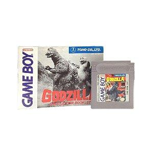 Jogo Godzilla - GBC