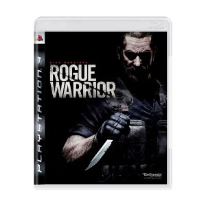 Jogo Rogue Warrior - PS3
