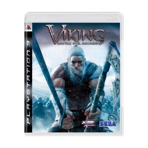 Jogo Viking: Battle for Asgard - PS3