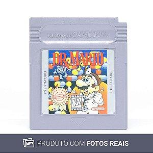 Jogo Dr. Mario X - GBC