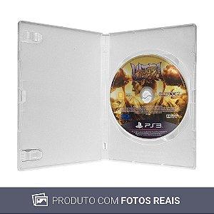 Jogo Ultra Street Fighter IV - PS3 (Sem Capa)