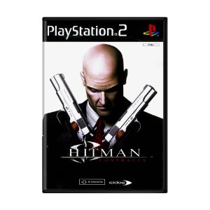 Jogo Hitman: Contracts - PS2