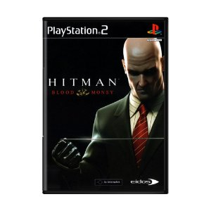 Jogo Hitman Blood Money - PS2