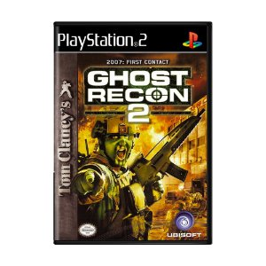 Jogo Tom Clancy's: Ghost Recon 2 - PS2