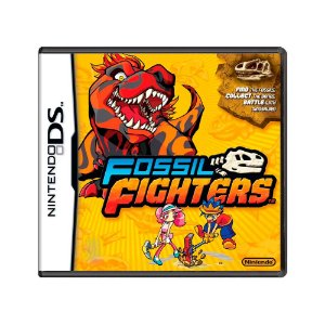 Jogo Fossil Fighters - DS