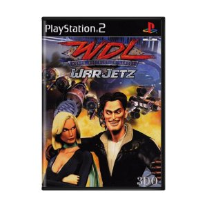 Jogo World Destruction League: War Jetz - PS2