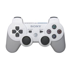 Controle Sony Dualshock 3 Branco - PS3