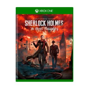 Jogo Sherlock Holmes: The Devil's Daughter - Xbox One