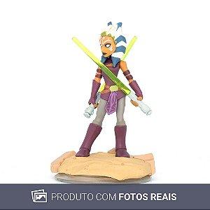 Boneco Disney Infinity 3.0: Ahsoka Tano