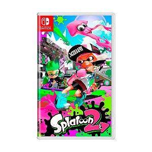 Jogo Splatoon 2 - Switch