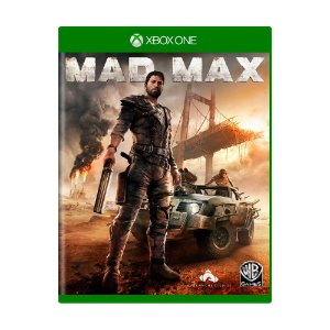 Jogo Mad Max - Xbox One [Inglês]