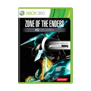 Jogo Zone of the Enders: HD Collection - Xbox 360
