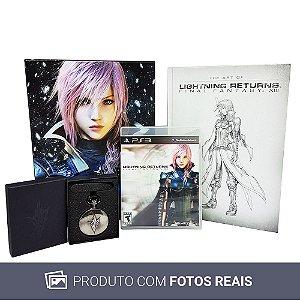 Jogo Final Fantasy XIII: Lightning Returns (Collector's Edition) - PS3