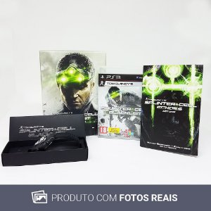 Jogo Tom Clancy's: Splinter Cell Blacklist (The Ultimatum Edition) - PS3