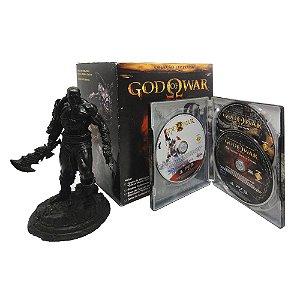 Jogo God of War: Omega Collection (Coleção Limitada) - PS3