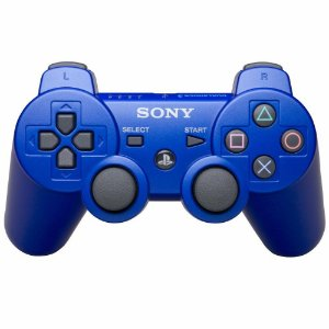 Controle Sony Dualshock 3 Azul - PS3