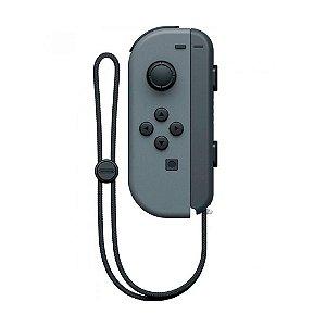 Controle Nintendo Joy-Con (Esquerdo) Cinza - Switch
