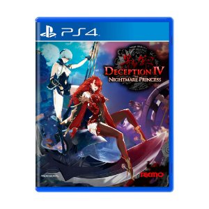 Jogo Deception IV: The Nightmare Princess - PS4