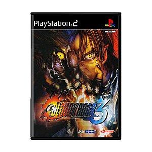 Jogo Bloody Roar 3 - PS2 [Japonês]