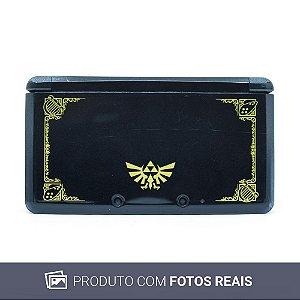 Console Nintendo 3DS Preto (Edição Zelda) - Nintendo