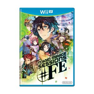 Jogo Tokyo Mirage Sessions #FE - Wii U
