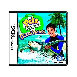Jogo Petz Rescue: Ocean Patrol - DS