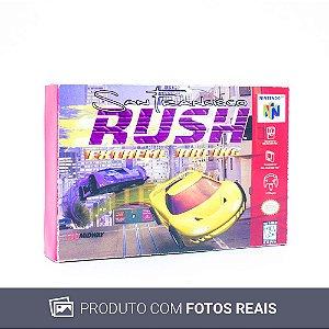 Jogo San Fracisco Rush Extreme Racing - N64