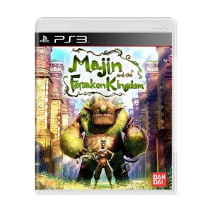 Jogo Majin and the Forsaken Kingdom - PS3