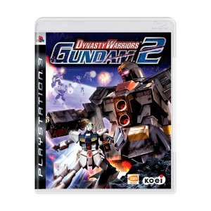 Jogo Dynasty Warriors Gundam 2 - PS3