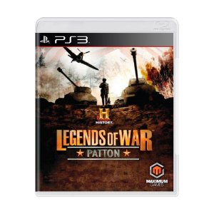 Jogo Legends of War - PS3