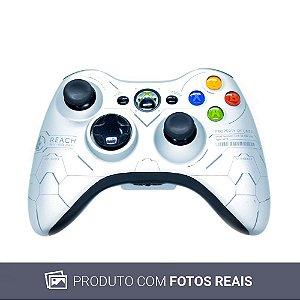 Controle Microsoft Sem Fio (Edição Limitada: Halo Reach) - Xbox 360