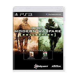 Jogo Call of Duty: Modern Warfare (A Coleção) - PS3