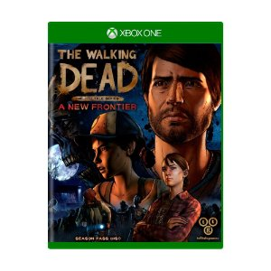 Jogo The Walking Dead a New Frontier - Xbox One