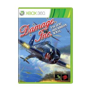 Jogo Damage Inc: Pacific Squadron WWII - Xbox 360