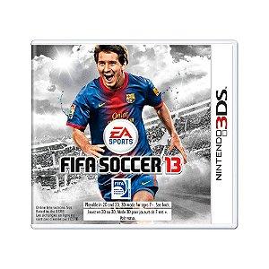 Jogo FIFA 13 - 3DS