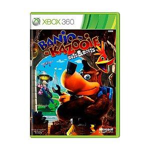 Jogo Banjo-Kazooie Nuts & Bolts - Xbox 360