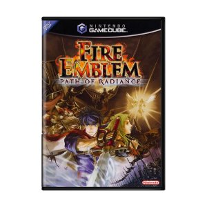 Jogo Fire Emblem: Path of Radiance - GC - GameCube