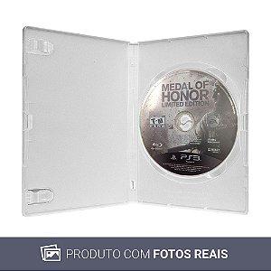 Jogo Medal of Honor - PS3
