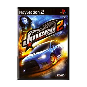 Jogo Juiced 2 Hot Import Nights - PS2
