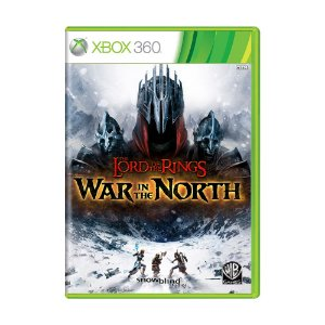 Jogo The Lord of the Rings: War in the North - Xbox 360